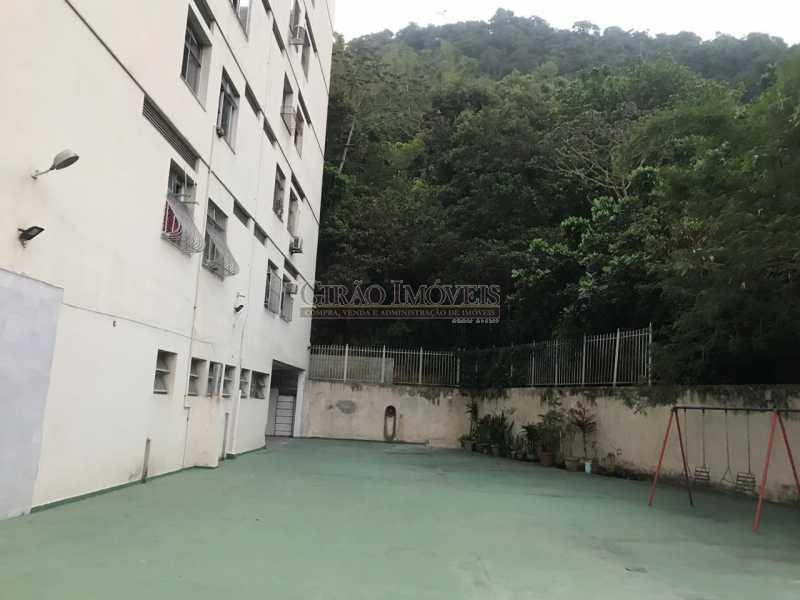 11 - Vista espetacular para mar de Botafogo e verde, 03 quartos (01 suíte) e vaga de garagem. - GIAP31487 - 12