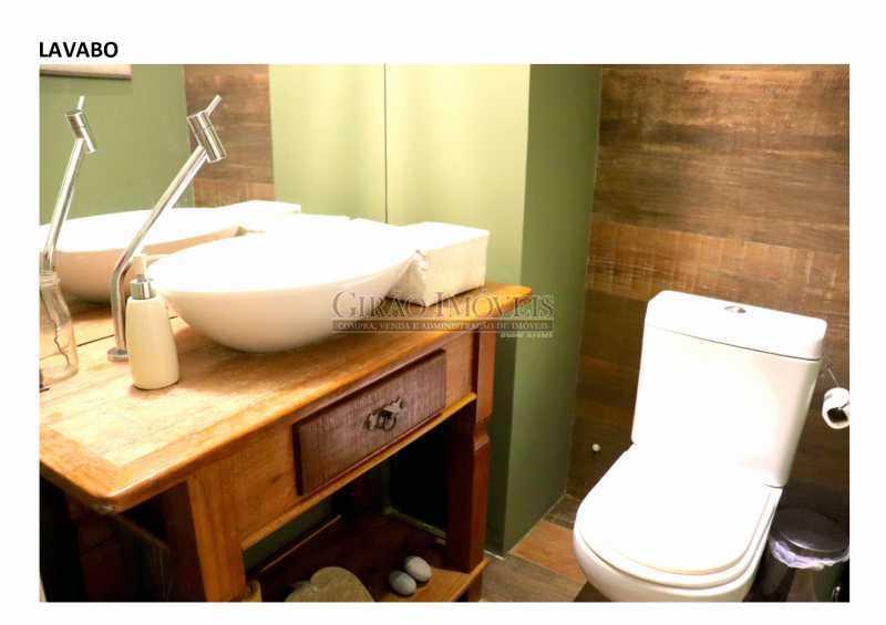 4 - 04 quartos em Laranjeiras, sendo um deles suíte, dependências completas, 01 vaga de garagem - GIAP40351 - 9