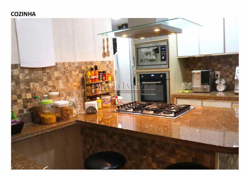 5 - 04 quartos em Laranjeiras, sendo um deles suíte, dependências completas, 01 vaga de garagem - GIAP40351 - 13