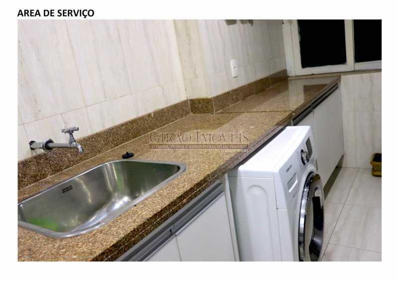 7 - 04 quartos em Laranjeiras, sendo um deles suíte, dependências completas, 01 vaga de garagem - GIAP40351 - 15
