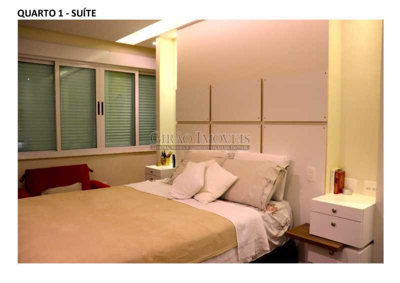 8 - 04 quartos em Laranjeiras, sendo um deles suíte, dependências completas, 01 vaga de garagem - GIAP40351 - 5