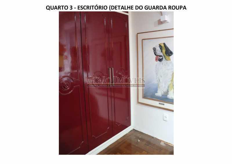 12 - 04 quartos em Laranjeiras, sendo um deles suíte, dependências completas, 01 vaga de garagem - GIAP40351 - 8