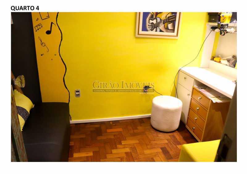13 - 04 quartos em Laranjeiras, sendo um deles suíte, dependências completas, 01 vaga de garagem - GIAP40351 - 7