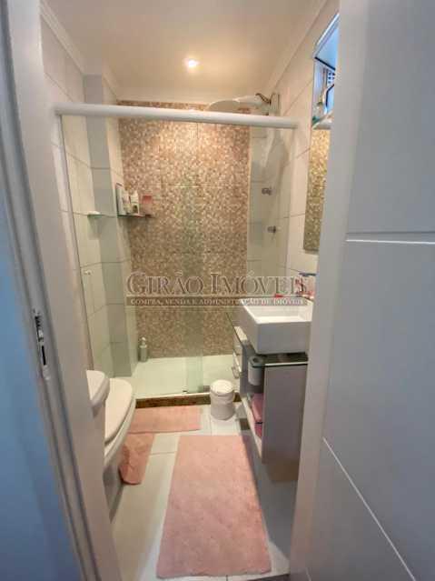 8 - Apartamento 2 quartos para alugar Copacabana, Rio de Janeiro - R$ 3.000 - GIAP21276 - 9