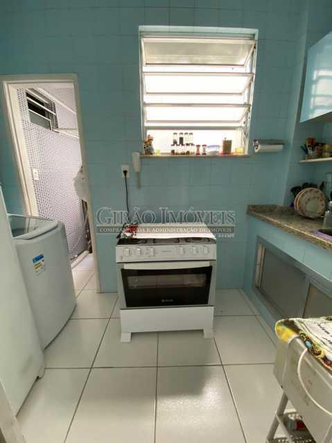 9 - Apartamento 2 quartos para alugar Copacabana, Rio de Janeiro - R$ 3.000 - GIAP21276 - 11
