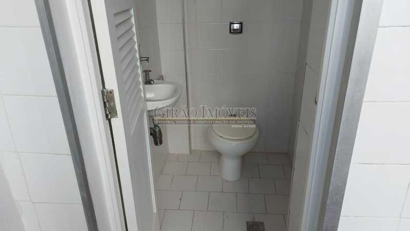 25 - Galeria Menescal - Excelente imóvel podendo ser usado como comercial ou residencial em ótima localização - GISL00100 - 25
