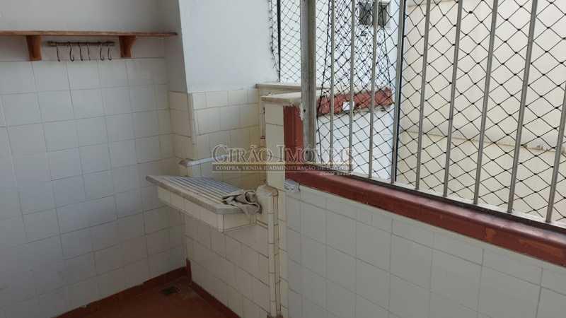 24 - Galeria Menescal -Excelente imóvel, serve para comércio ou residência no coração de Copacabana. - GISL00101 - 26