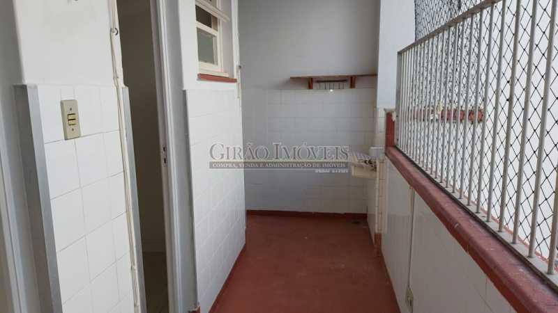 25 - Galeria Menescal -Excelente imóvel, serve para comércio ou residência no coração de Copacabana. - GISL00101 - 27