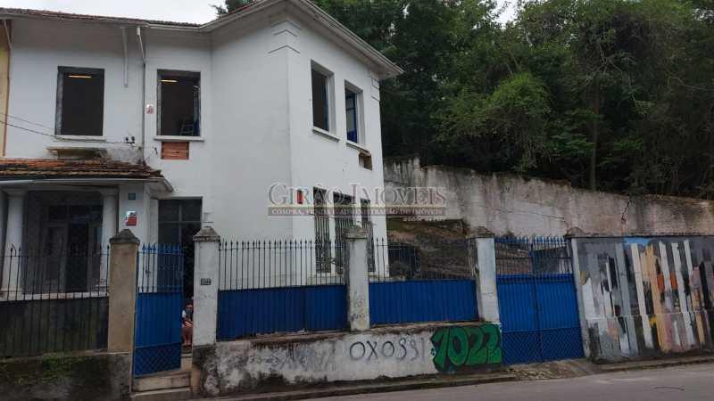 5 - Excelente casa em Laranjeiras, tombada pelo decreto de César Maia(1997), 03 quartos, servindo para moradia ou comércio. - GICA30017 - 6