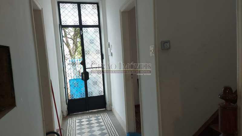 6 - Excelente casa em Laranjeiras, tombada pelo decreto de César Maia(1997), 03 quartos, servindo para moradia ou comércio. - GICA30017 - 7