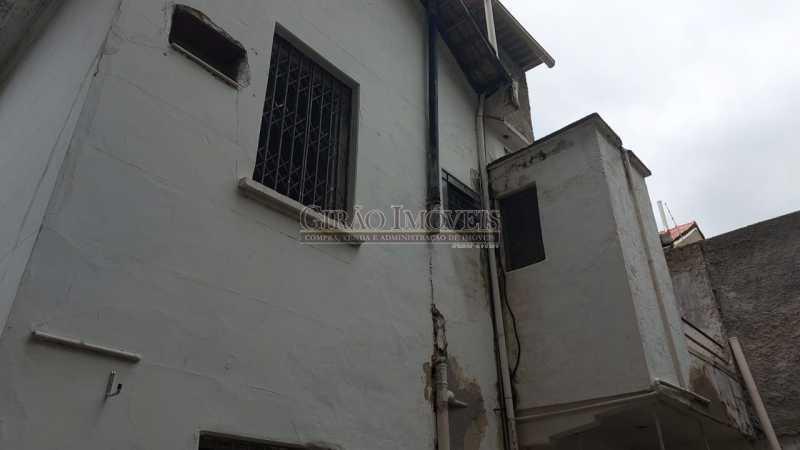 29 - Excelente casa em Laranjeiras, tombada pelo decreto de César Maia(1997), 03 quartos, servindo para moradia ou comércio. - GICA30017 - 30