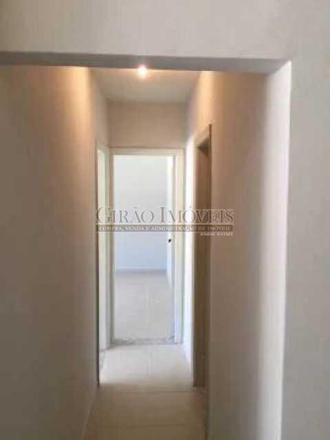 25 - Apartamento com 02 quartos mais um reversível, 118m², dependências completas, 01 vaga de garagem. - GIAP21284 - 5