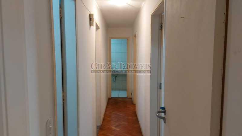 7 - Apartamento com 02 quartos com armários em ótima localização. - GIAP21291 - 9