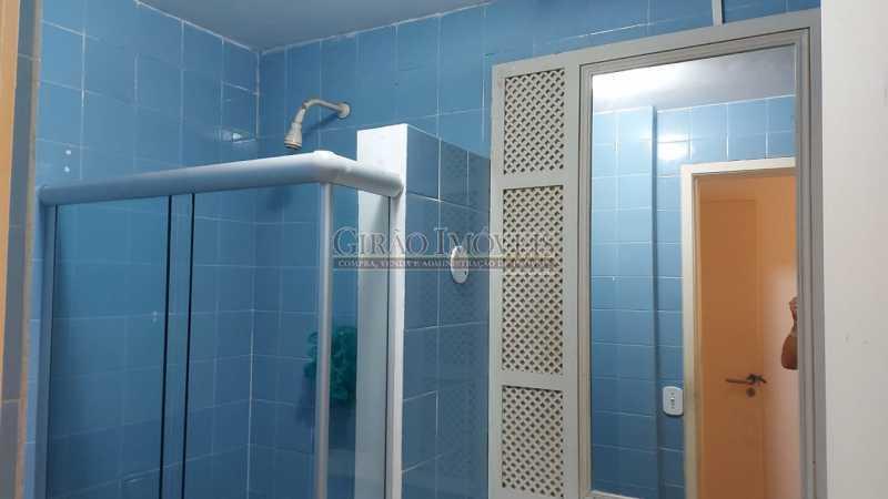 11 - Apartamento com 02 quartos com armários em ótima localização. - GIAP21291 - 13