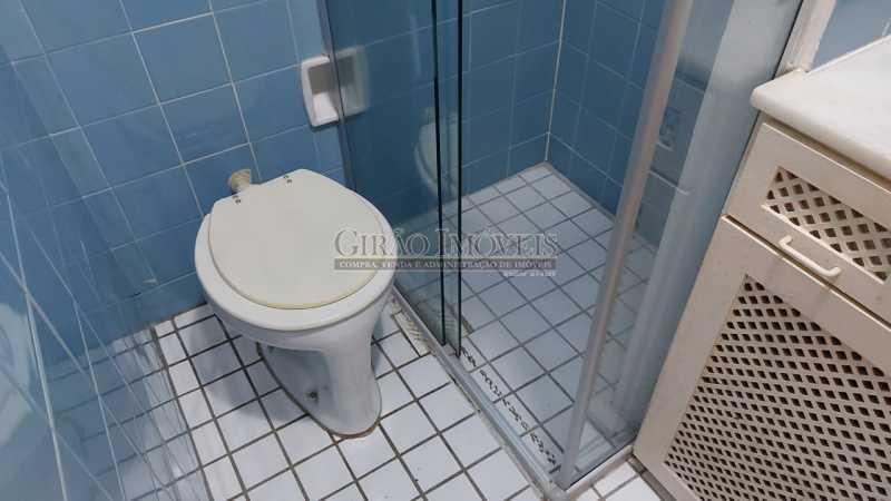 12a - Apartamento com 02 quartos com armários em ótima localização. - GIAP21291 - 15