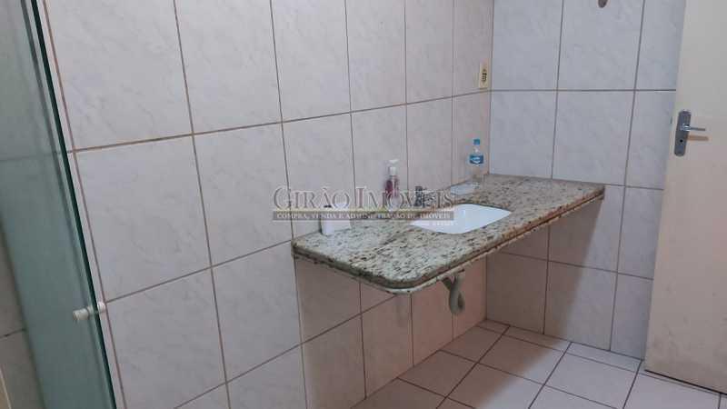 15 - Apartamento com 02 quartos com armários em ótima localização. - GIAP21291 - 19