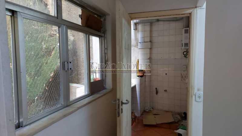16 - Apartamento com 02 quartos com armários em ótima localização. - GIAP21291 - 20
