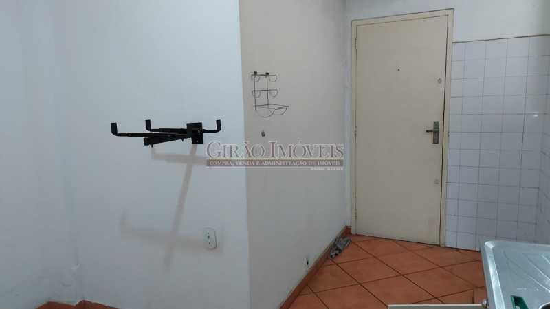 18 - Apartamento com 02 quartos com armários em ótima localização. - GIAP21291 - 22