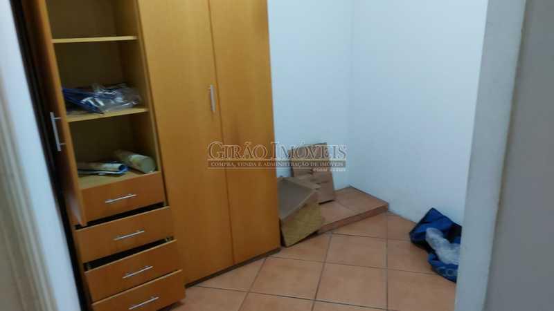 19 - Apartamento com 02 quartos com armários em ótima localização. - GIAP21291 - 23