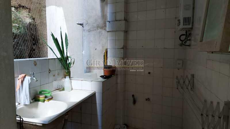20 - Apartamento com 02 quartos com armários em ótima localização. - GIAP21291 - 24