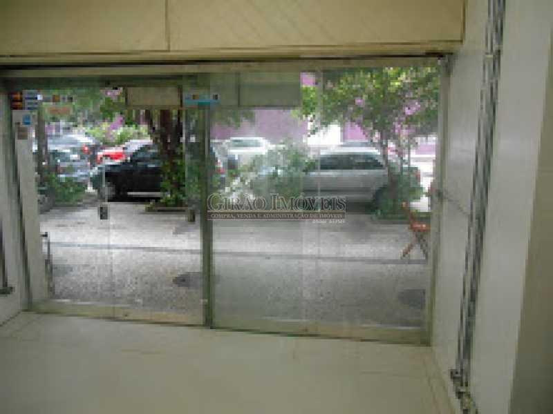 Loja frente de rua, local privilegiado, em frente a estação do metrô Arcoverde. - GILJ00060 - 1