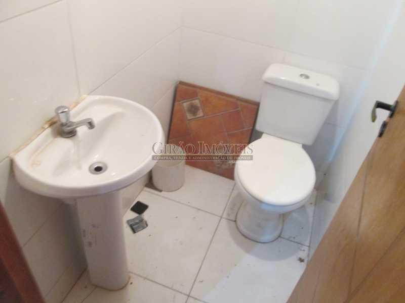 banheiro 3 - Loja frente de rua, local privilegiado, em frente a estação do metrô Arcoverde. - GILJ00060 - 4