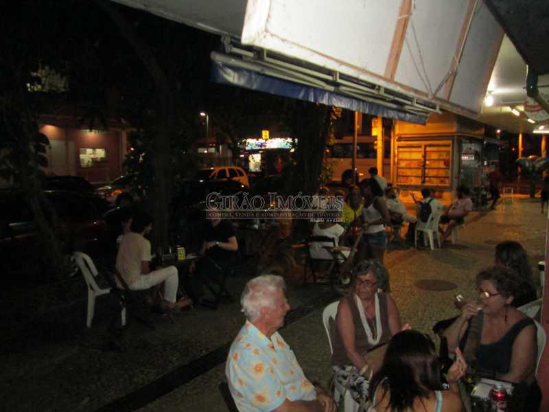 rua 2 - Loja frente de rua, local privilegiado, em frente a estação do metrô Arcoverde. - GILJ00060 - 7
