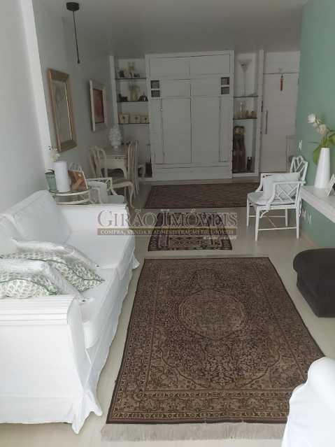 1 - Apartamento com 02 quartos(01 suíte), varandas, dependências completas, 01 vaga de garagem. - GIAP21292 - 4
