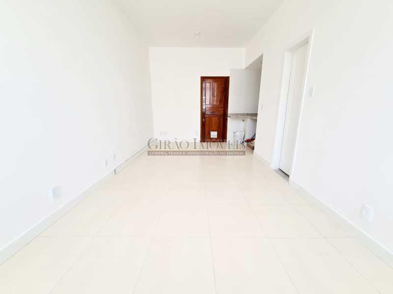WhatsApp Image 2021-06-14 at 1 - Conjugado em Laranjeiras, vista para o Cristo Redentor, piso cerâmica, banheiro social com box blindex, - GIKI00307 - 18