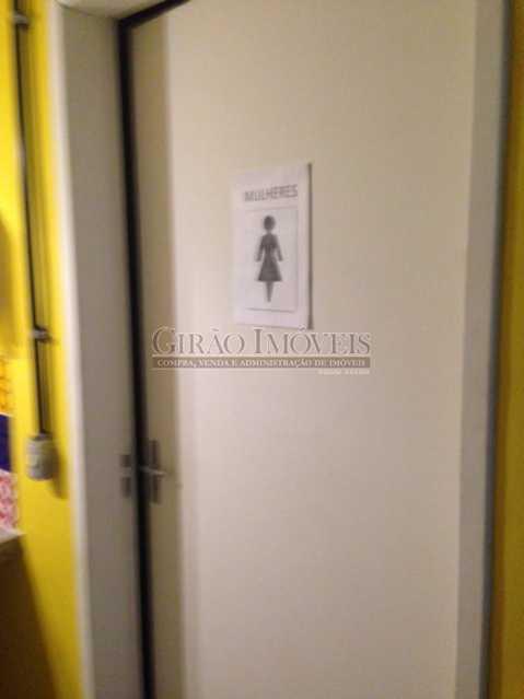 14 banheiro terreo - Casa comercial, isenta de IPTU, centro da cidade. - GICC00003 - 15