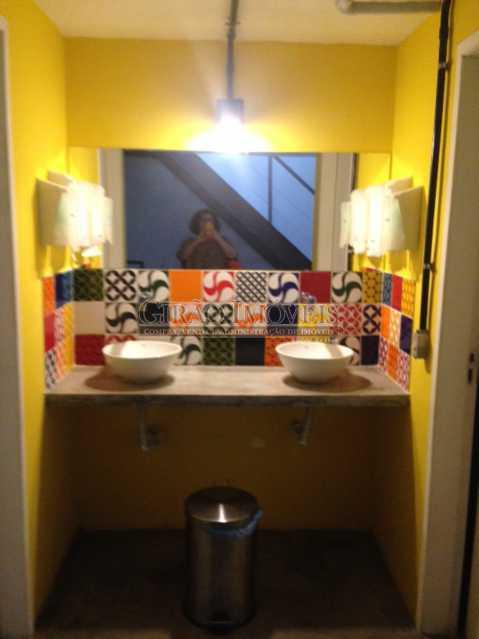 15 banheiro terreo - Casa comercial, isenta de IPTU, centro da cidade. - GICC00003 - 16