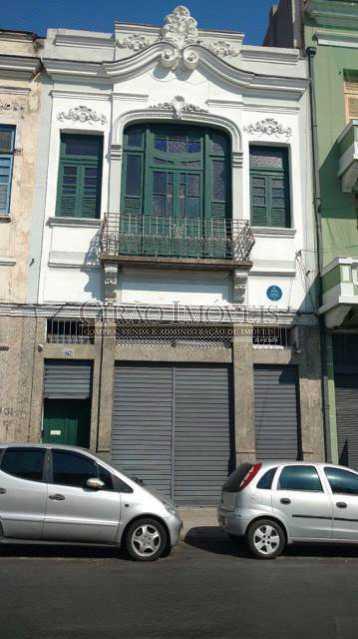 16 fachada - Casa comercial, isenta de IPTU, centro da cidade. - GICC00003 - 17