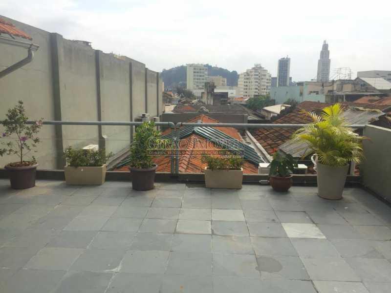 19 terraço 2 - Casa comercial, isenta de IPTU, centro da cidade. - GICC00003 - 20