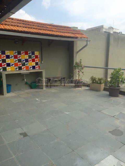 20 terraço - Casa comercial, isenta de IPTU, centro da cidade. - GICC00003 - 21