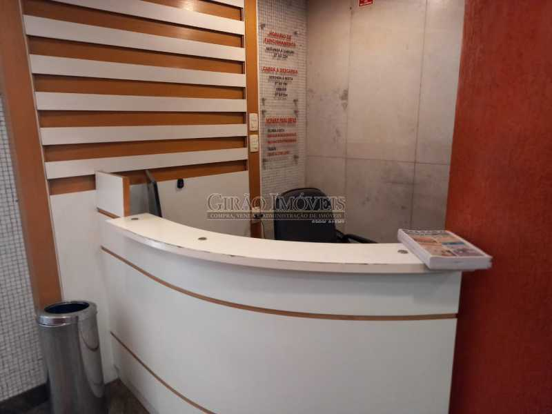 1 - Excelente sala comercial, próximo a Figueiredo Magalhães, transportes, comércio, bancos, metrô. Andar médio - GISL00104 - 3