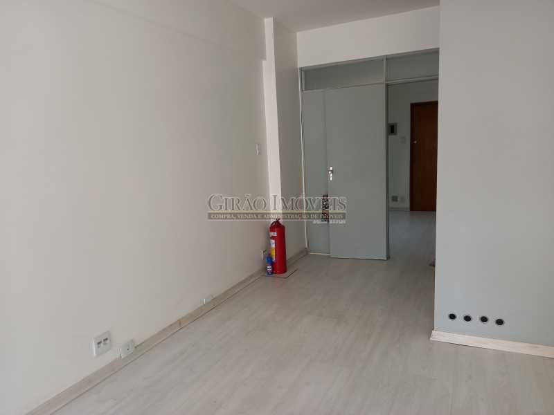 2 - Excelente sala comercial, próximo a Figueiredo Magalhães, transportes, comércio, bancos, metrô. Andar médio - GISL00104 - 12