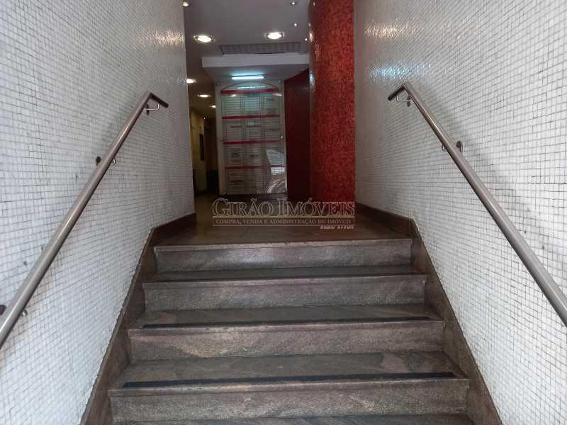 13 - Excelente sala comercial, próximo a Figueiredo Magalhães, transportes, comércio, bancos, metrô. Andar médio - GISL00104 - 1