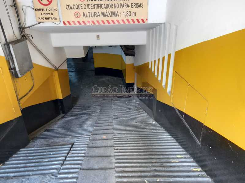 14 - Excelente sala comercial, próximo a Figueiredo Magalhães, transportes, comércio, bancos, metrô. Andar médio - GISL00104 - 17
