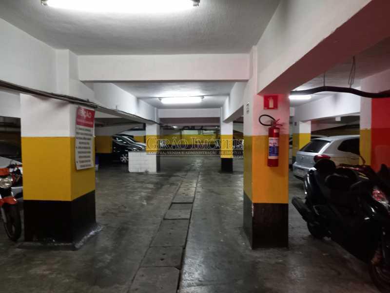 16 - Excelente sala comercial, próximo a Figueiredo Magalhães, transportes, comércio, bancos, metrô. Andar médio - GISL00104 - 19