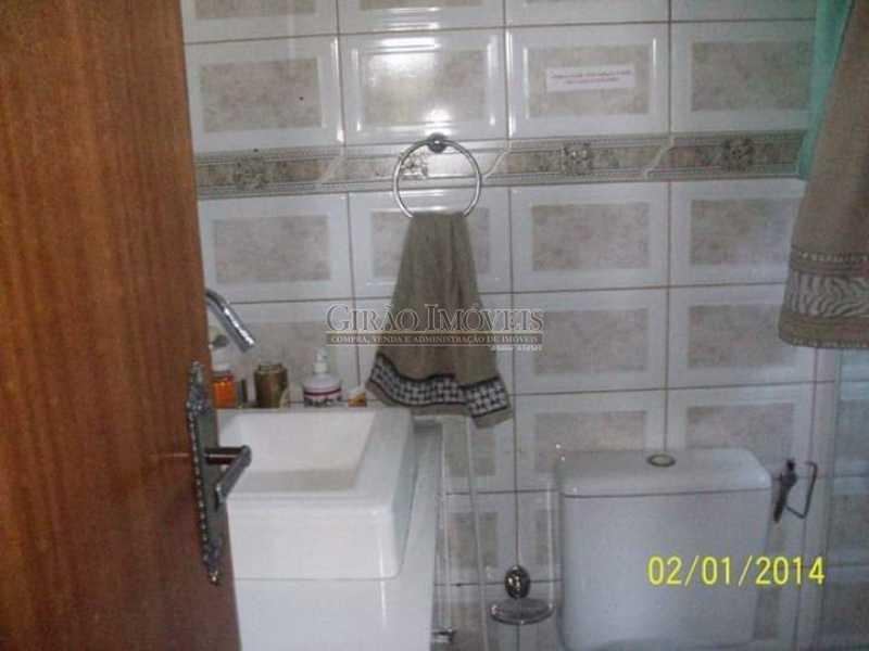 14 - Casa em condomínio, porteiro 24 horas, luxuosa, 04 suítes, cozinha americana, lavanderia, despensa, lareira, forno a lenha. - GICN40014 - 15