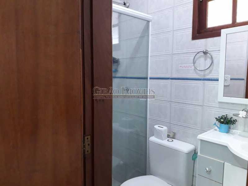 15a - Casa em condomínio, porteiro 24 horas, luxuosa, 04 suítes, cozinha americana, lavanderia, despensa, lareira, forno a lenha. - GICN40014 - 17