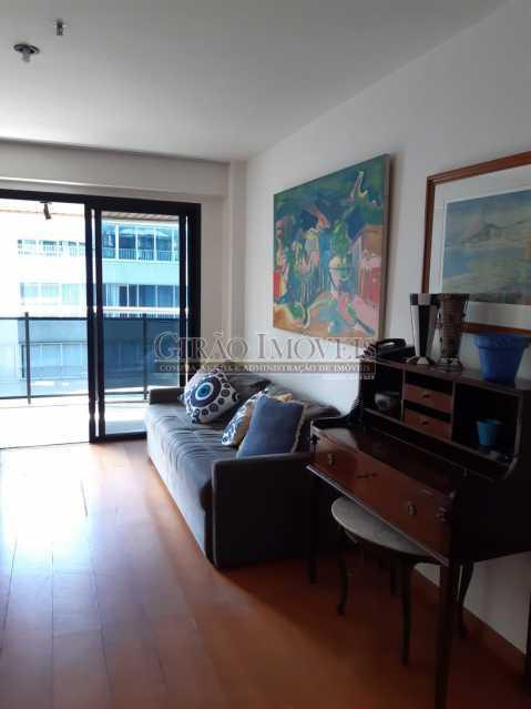 1a - Apart-Hotel, com 55m², todo mobiliado, juntinho ao Arpoador, sala e quarto com 01 vaga de garagem. - GIFL10049 - 4
