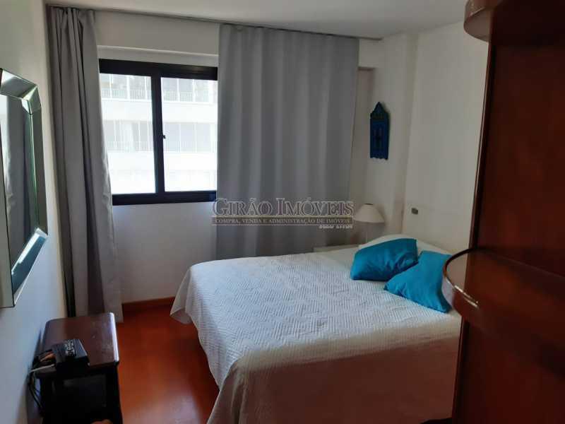 5 - Apart-Hotel, com 55m², todo mobiliado, juntinho ao Arpoador, sala e quarto com 01 vaga de garagem. - GIFL10049 - 10