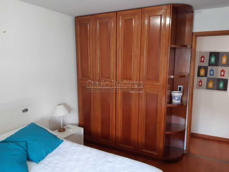 5a - Apart-Hotel, com 55m², todo mobiliado, juntinho ao Arpoador, sala e quarto com 01 vaga de garagem. - GIFL10049 - 11