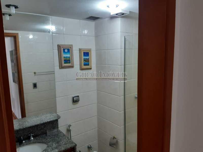 8 - Apart-Hotel, com 55m², todo mobiliado, juntinho ao Arpoador, sala e quarto com 01 vaga de garagem. - GIFL10049 - 12