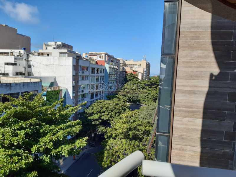 15 - Apart-Hotel, com 55m², todo mobiliado, juntinho ao Arpoador, sala e quarto com 01 vaga de garagem. - GIFL10049 - 19
