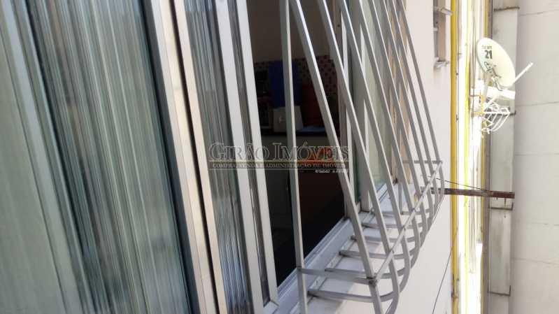 4 - Quarto e sala, próximo a todo lazer e comércio, mobiliado, em perfeito estado. Entrar e morar. - GIAP10714 - 7
