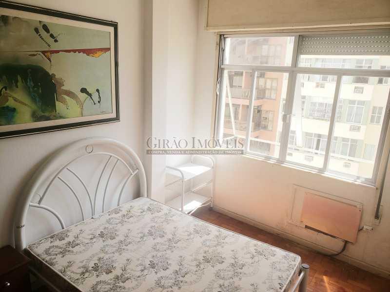 5 - Conjugadão dividido em quarto e sala na quadra da praia, próximo ao metrô. - GIKI00315 - 7