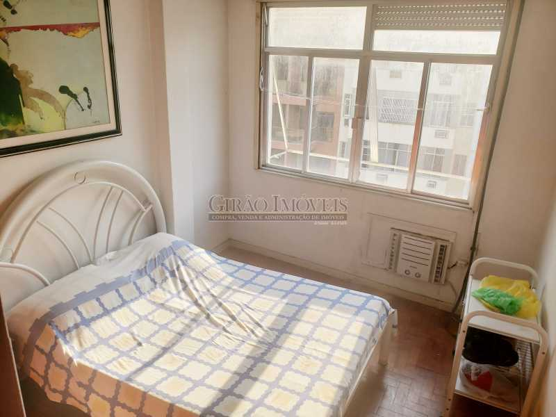 10 - Conjugadão dividido em quarto e sala na quadra da praia, próximo ao metrô. - GIKI00315 - 9