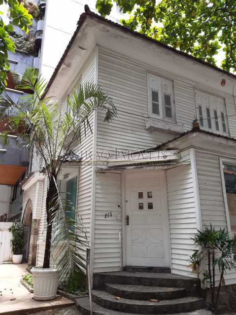1 - Casa comercial duplex em excelente localização de Ipanema. - GICC30001 - 1